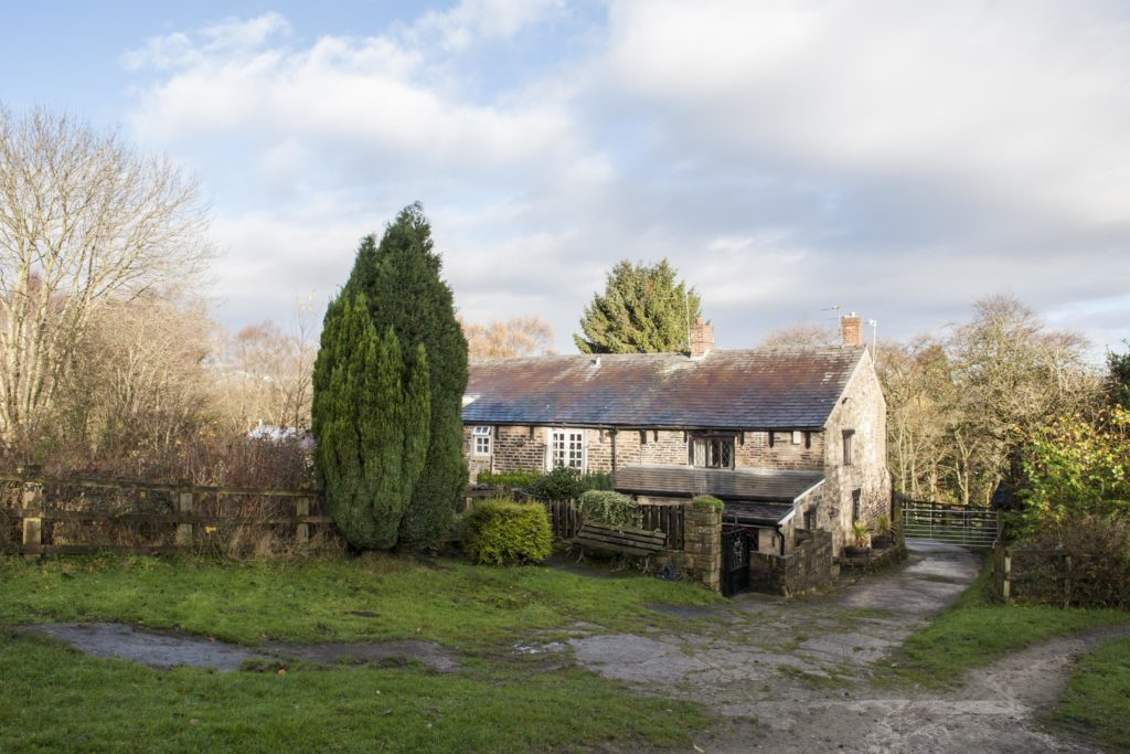 Higham Cottages, Gee Cross, Hyde