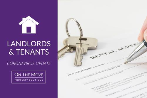coronavirus update landlords and tenants