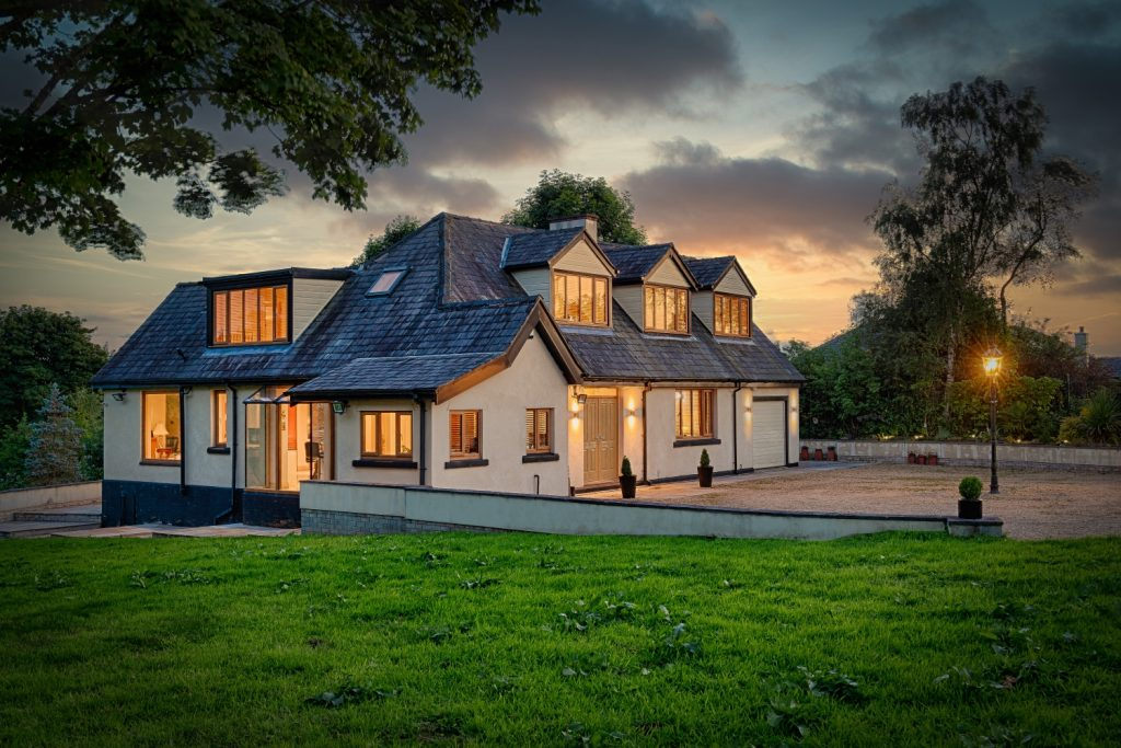 The Gables , an exquisite home located within Werneth Low Country Park